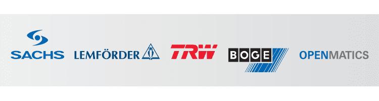Irish Distributors for the ZF Range Of Brands – Lemforder, TRW, Sachs